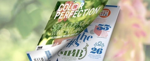 Color Perfection Magazine